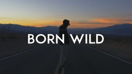 Born Wild by Marin Troude