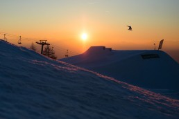 Sequence Magazine Sunset Session At Seiser Alm
